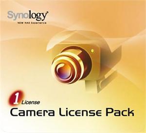 Synology Software, 4 x dalšie licencie pre IP kameru