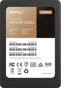 Synology TM 2.5 SATA SSD SAT5200 1920GB