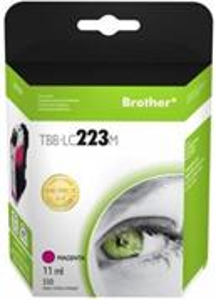 TB kompstibil s Brother LC223, Magenta, 11ml