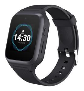 TCL Movetime Family Watch 40, inteligentné hodinky pre seniorov, čierne