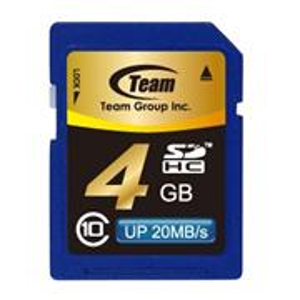 Team SDHC 32GB