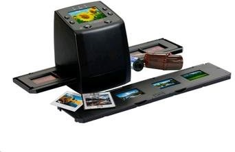 Technaxx DS-02 DigiScan, skener negativov a diapozitivov