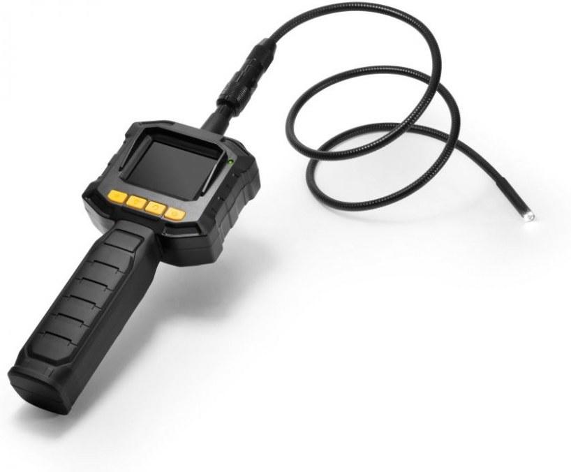 Technaxx Endoskopická videokamera, vodotěsná s monitorem, černá (TX-116)