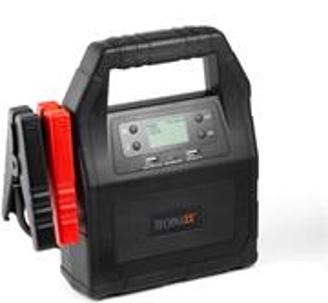 Technaxx Truck Jump Starter, Powerbanka 3-v-1, 30000mAh, startér, nabíjení, světlo, černý (TX-121)