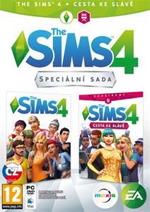 The Sims 4 + Cesta ke slávě - bundle (PC)