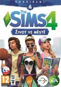 The Sims 4 - Život ve městě (PC)