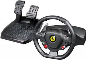 Thrustmaster Ferrari 458 Italia, volant a pedále
