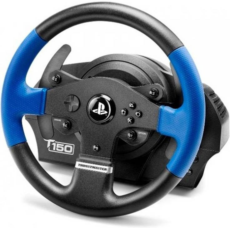 Thrustmaster T150 RS, volant a pedále pre PC, PS3, PS4, PS5