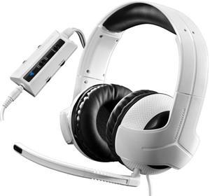 Thrustmaster Y-300CPX herné slúchadlá s mikrofónom, biele pre PS4, PS3, Xbox, PC, Mac, Nintendo a PS Vita