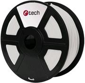 Tisková struna (filament) C-TECH, PLA, 1,75mm, 1kg, natural