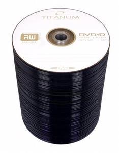 Titanum DVD+R DL [ spindle 100 | 8.5GB | 8x ]