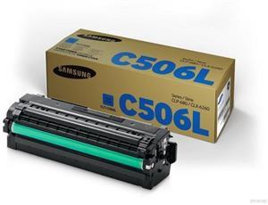 toner Samsung CLT-C506L/ELS, cyan