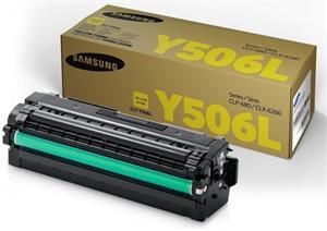 toner Samsung CLT-Y506L/ELS, yellow