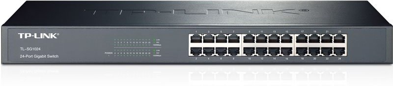 """TP-Link switch TL-SG1024 19""""rackmo"""