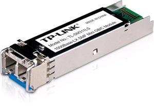 TP-LINK TL-SM311LS, MiniGBIC module, Single-mode, LC interface