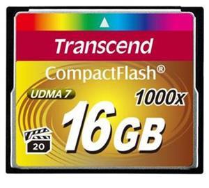 Transcend CF 16GB 1000x