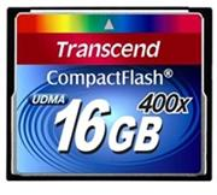 Transcend CF 16GB 400x