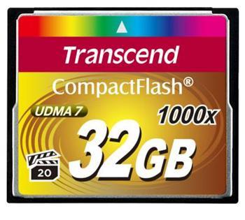 Transcend CF 32GB