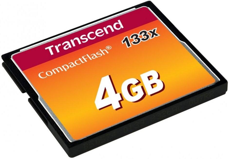 Transcend CF 4GB