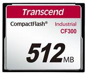 Transcend Indsutrial High Speed CF300, 512MB