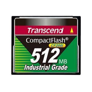 Transcend Industrial CF 512 MB