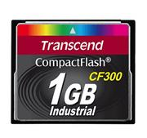 Transcend Industrial CF300, 1GB