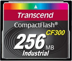 Transcend Industrial CF300, 256MB