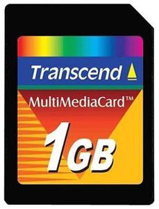Transcend MMC 1GB