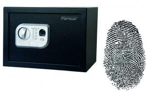 Trezor AX OPTICUM ECLIPSE Biometrický se snímačem otisku prstu
