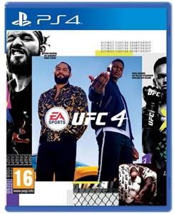 UFC 4, hra pre PS4