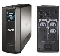 UPS Line-Interactive APC BR550GI RS LCD 550VA Master Control