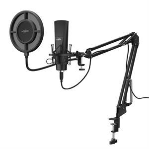 uRage Stream 800 HD Studio, streamingový mikrofón