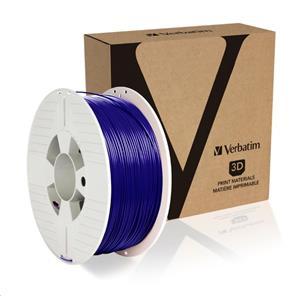 VERBATIM 3D Printer Filament ABS 1.75mm, 404m, 1kg blue 2019 (OLD 55012)