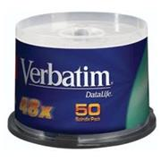 Verbatim CD-R 50 pack 52x/700MB/Extra Protection