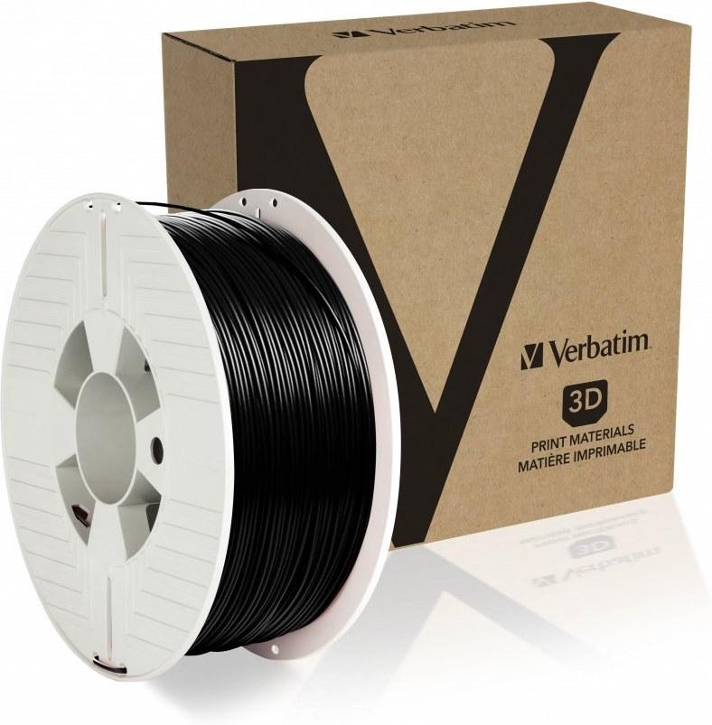 VERBATIM Filament PETG / Black / 1,75 mm