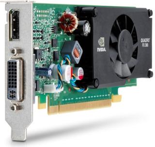 VGA HP GeForce FX 380 512MB LP (PCIe)