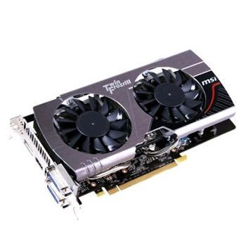 VGA MSI GeForce N660 TF 2GD5/OC (PCIe)
