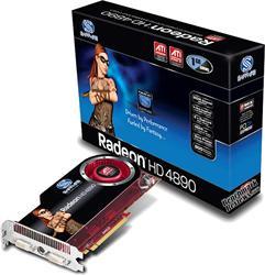 VGA SAPPHIRE ATI 4890 1GB DDR5 (PCIe)