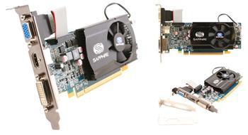 VGA SAPPHIRE ATI HD 5570 1024MB DDR3 (PCIe)