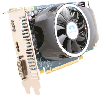VGA SAPPHIRE ATI HD 5750 512MB DDR5 LITE (PCIe)