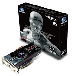 VGA SAPPHIRE ATI HD4870 Toxic 1GB DDR5 (PCIe)