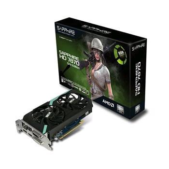 VGA SAPPHIRE ATI HD7870 2GB DDR5 (PCIe)