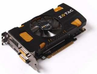 VGA ZOTAC GeForce GTX 550 TI 1GB DDR5 (PCIe)