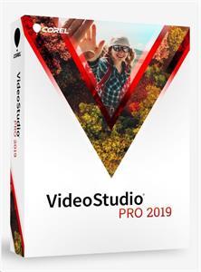 VideoStudio 2019 Pro ML EU EN/FR/IT/DE/NL - BOX