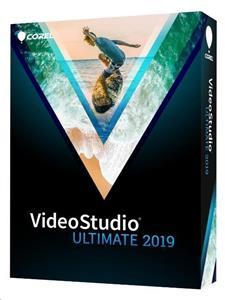 VideoStudio 2019 Ultimate ML EU EN/FR/IT/DE/NL - BOX