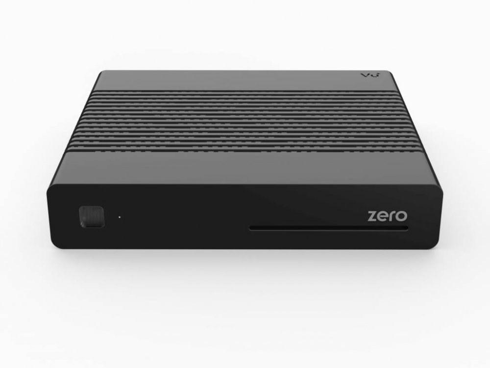 VU+ Zero čierny