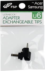 Vyměnitelná koncovka pro adaptéry FSP - č. U6 - Acer, Samsung
