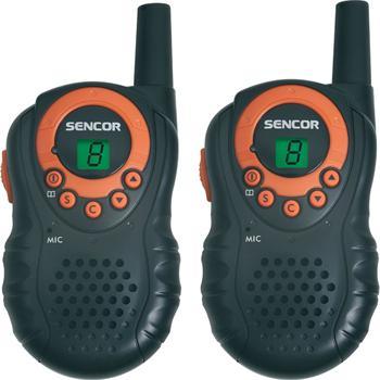 Vysielačky Sencor SMR 100 TWIN