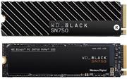 WD Black SN750 NVMe SSD, 500 GB