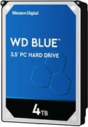 "WD Blue 3,5"", 4TB, 5400RPM, 64MB cache"